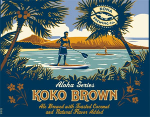 Kona Brewing Koko Brown